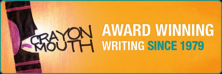 Award Winning Voice Over Scripts - Crayon Mouth Marty Morgan