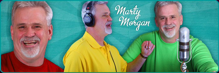 Meet Marty Morgan - Nashville Voice Over Professional